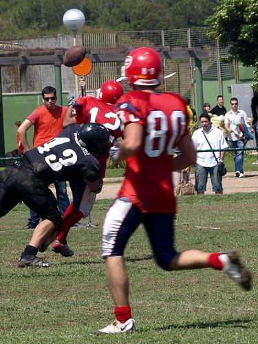 Valencia Giants-Murcia Cobras.LNFAJr. 2010.