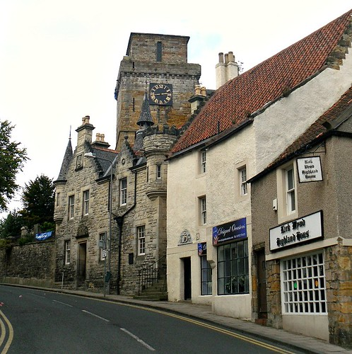Old Kirk, Kirkcaldy from Kirk Wynd