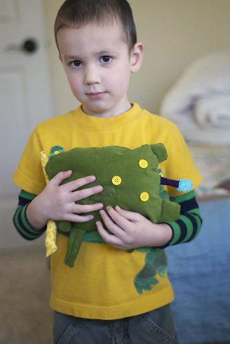 Walter's frog