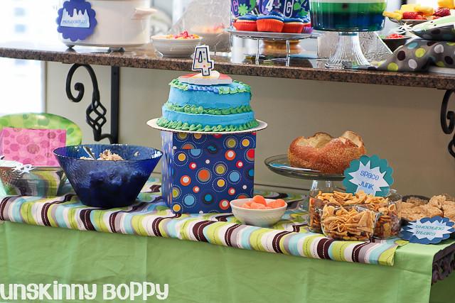 Garrett's 4th Birthday Party (11 of 31)