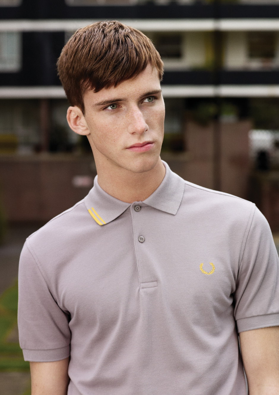 Johnny George0015_FRED PERRY SS12