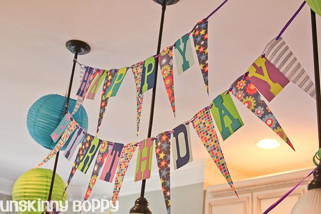 Garrett's 4th Birthday Party (7 of 8)