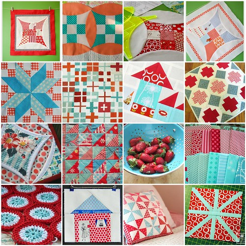 February Block Inspirations by owlybaby