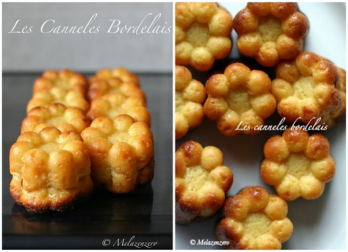 les canneles bordelais