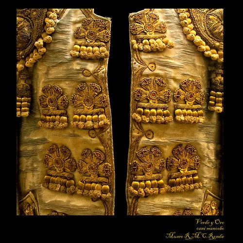 Verde y Oro by Cani Mancebo