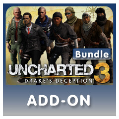 Rogues Skin Pack 2 para UNCHARTED 3