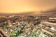 Neve a Roma - 03/02/2012