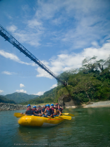 White Water River Rafting - Tabuk - Kalinga, Philippines (110138 - 120123)
