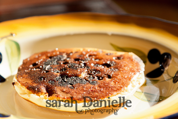 how to make homemade chocolate pancakes from scratch