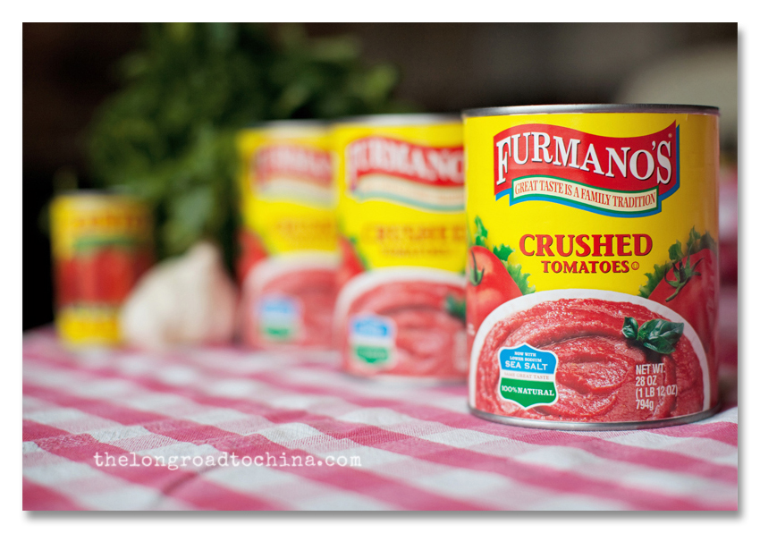 Furmanos crushed tomatoes blog