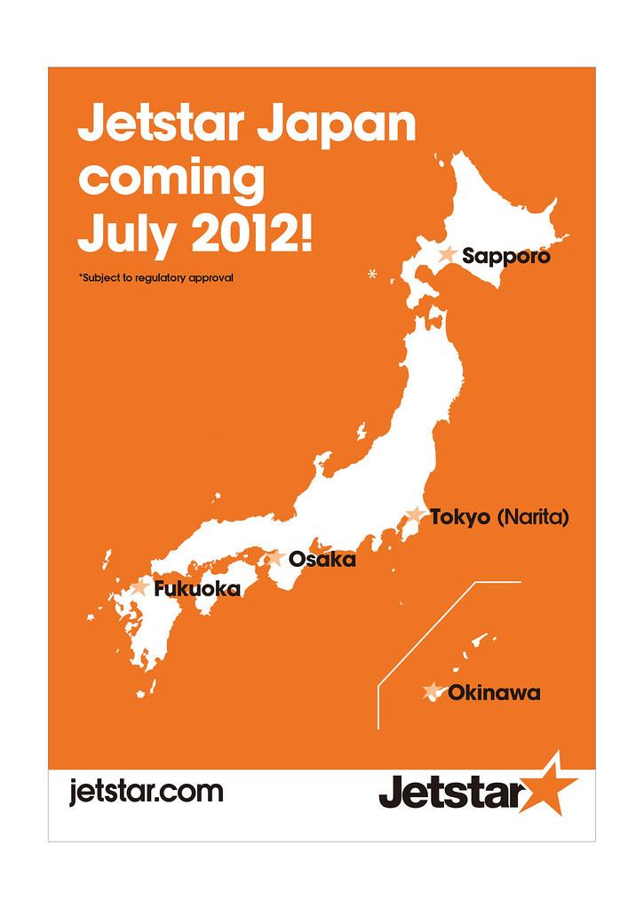 Japan Japan coming July 2012!