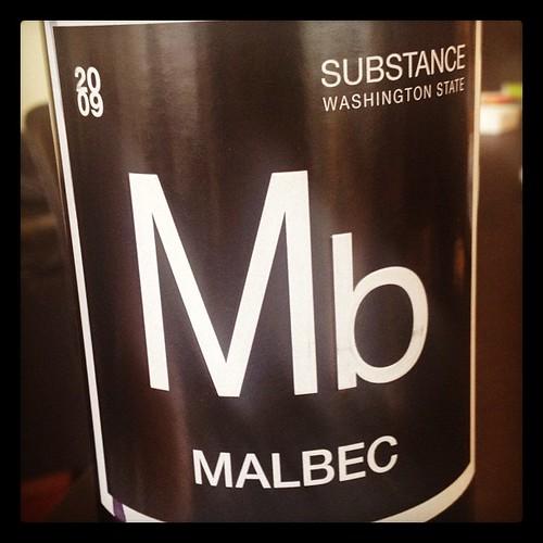 substance malbec