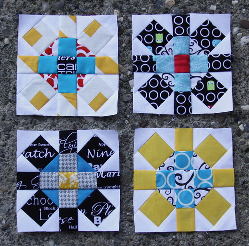 Blocks, Pillow Talk Swap 7