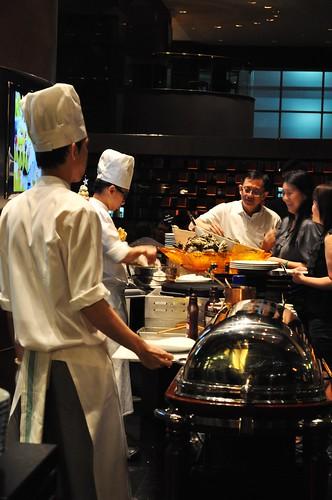 chefs at work