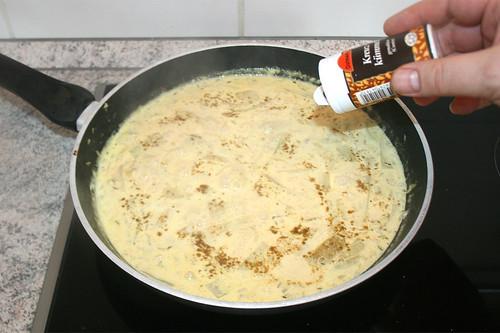 39 - Mit Kreuzkümmel & Cayenne würzen / Taste with cumin & cayenne