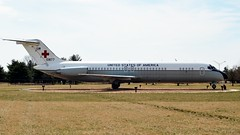 airline, aviation, airliner, airplane, vehicle, mcdonnell douglas dc-9, jet aircraft,