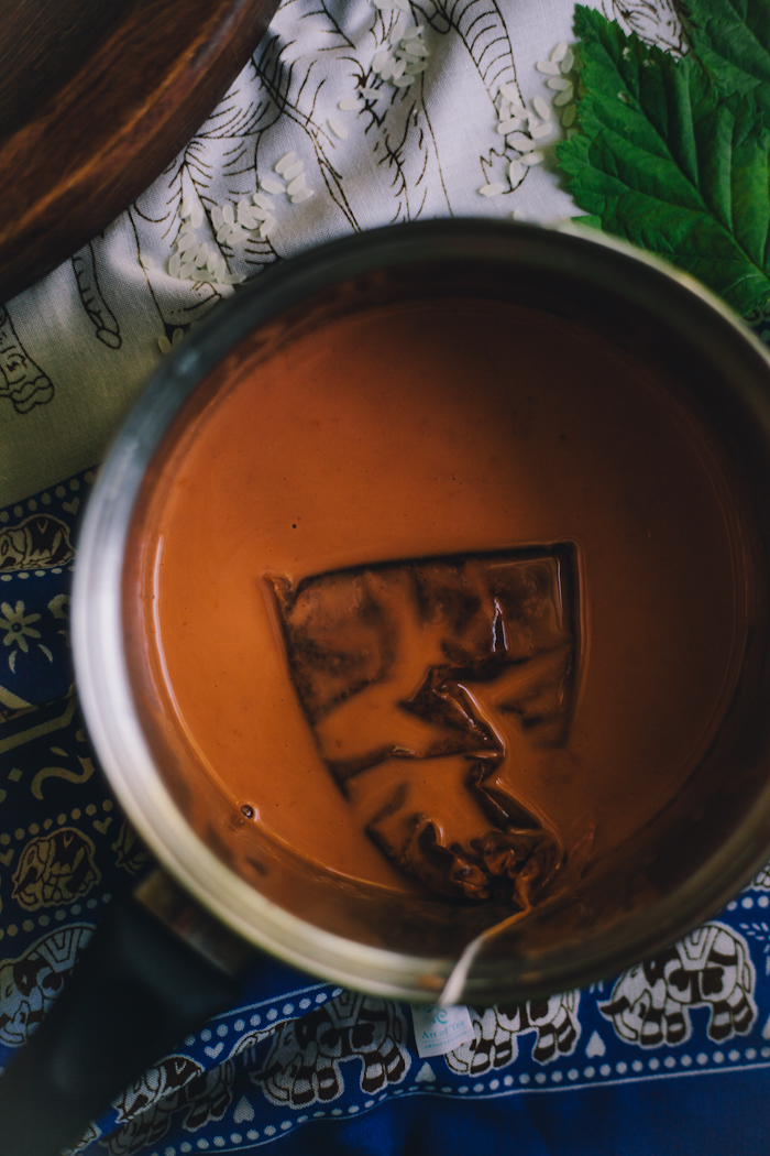 Thai Tea Caramel | Adventures in Cooking