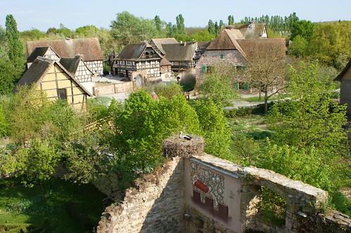 Écomusée, Alsace