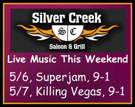 Silver Creek 5-6-16