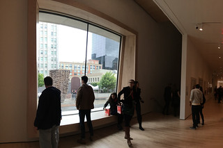 SF MoMA - Opening Windows