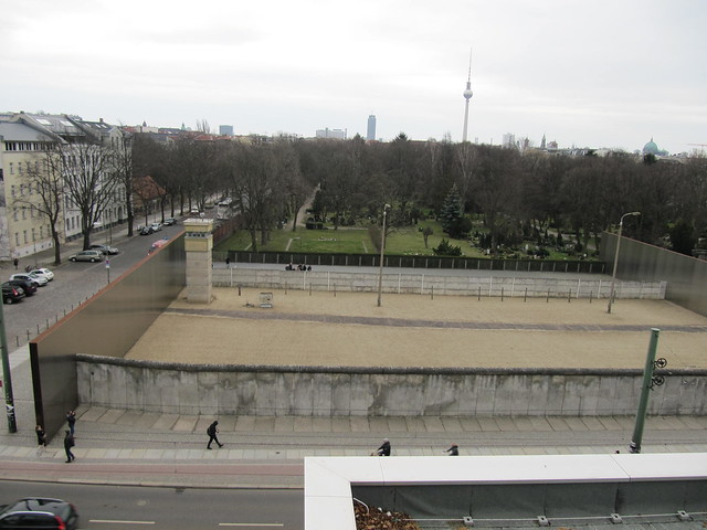 Gedenkstaette - The Berlin Wall, three sights you can't miss