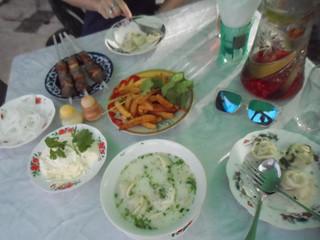 The Restaurant in Chimgan