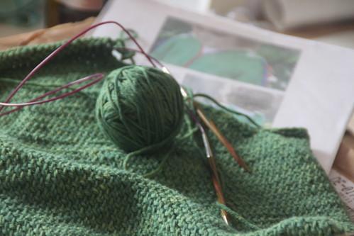wip wednesday - the elving has begun.