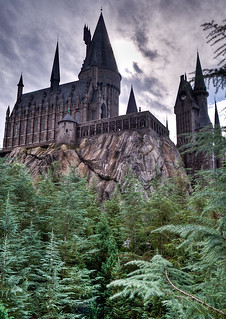 Harry Potter and the Forbidden Journey - Hogwarts Castle