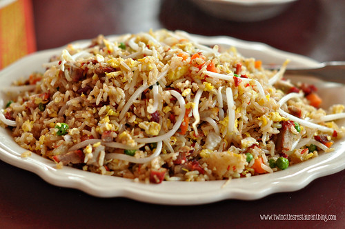 Pork Fried Rice at Caravelle ~ Little Canada, MN