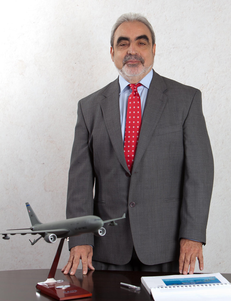 Rafael Acedo fotografiado por Luís Olivas