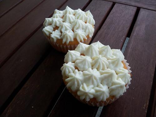 citronové cupcakes, lemon cupcakes