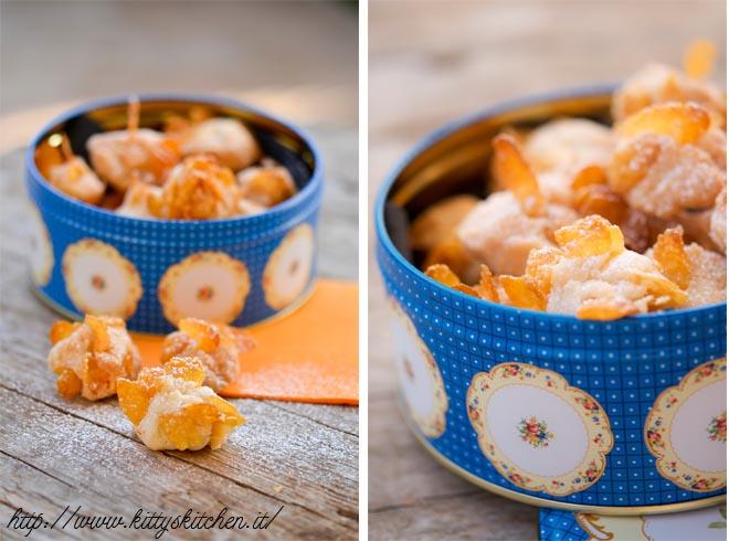 biscottini al mandarino gluten free