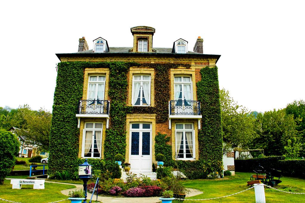 France - Normandie - Vieux-Port