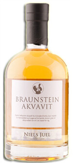 Bottle of Akvavit
