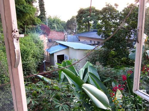 Rwanda Africa Window by Danalynn C