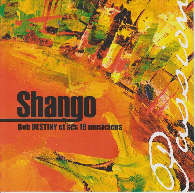 Pochette de l'abum Shango