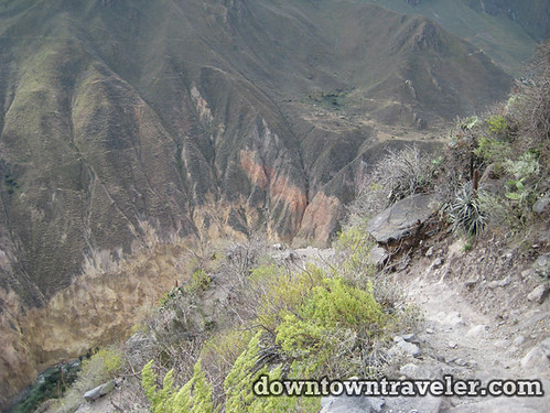 hiking colca canyon peru 22