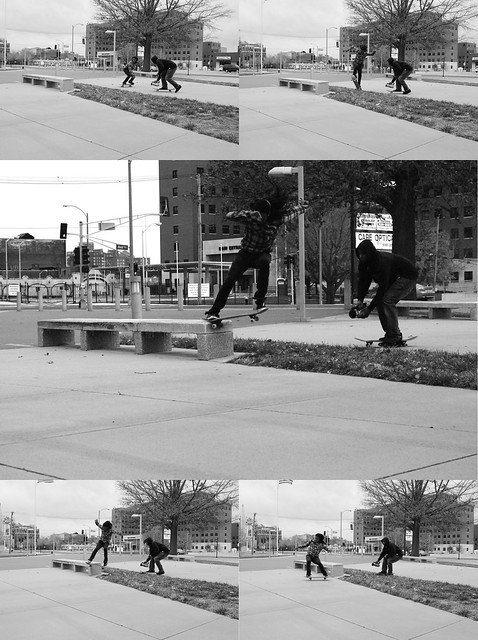 Chris gap nose slide