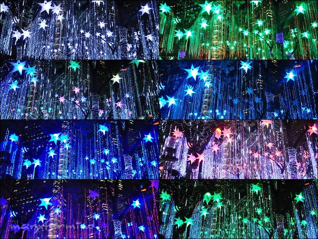 Ayala Triangle Symphony of Lights (1)