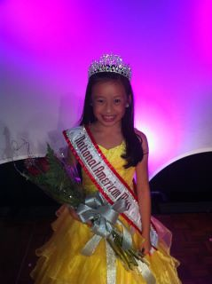 National American Miss Princess Bernice Chau of Florida