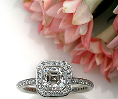 Because she deserves the best engagement ring