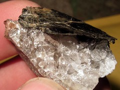 quartz, mineral, crystal,