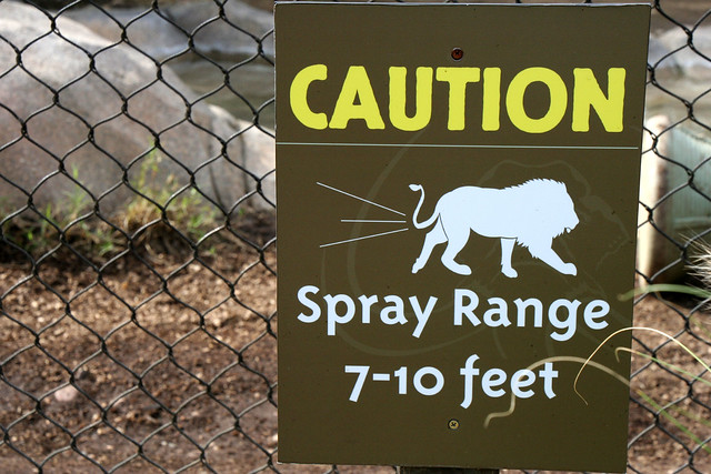 Spray range