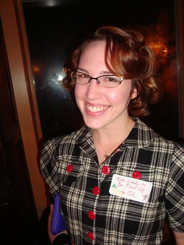 Megan of DiscoToes