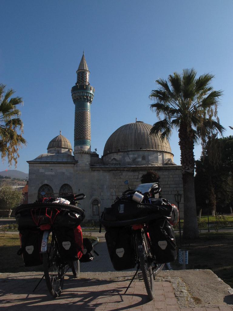 Yeşli Camii d'Iznik (Turquia)