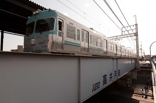京王電鉄井の頭線3000系 3029F 0508