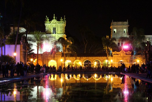 December Nights-Balboa Park, San Diego