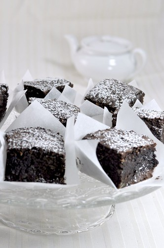 The Secret Recipe Club - Foster's Market Brownies