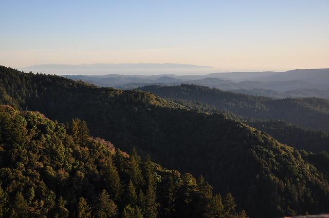 Castle Rock State Park, Santa Cruz