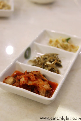Side dishes, Ko Hyang Korean Country Delights